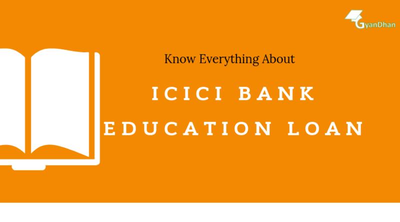 ICICI Bank Education Loan